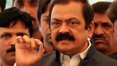 نیب نے رانا ثناءاللہ کی درخواست ضمانت مقرر کرانے کے لیے ایک مرتبہ پھر سے لاہور ہائیکورٹ سے رجوع کر لیا