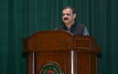 سی پیک منصوبہ پاکستان کی تقدیر بدلنے کی صلاحیت رکھتا ہے: عاصم سلیم باجوہ