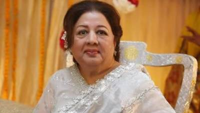 معروف اداکارہ نیلو بیگم انتقال کر گئیں