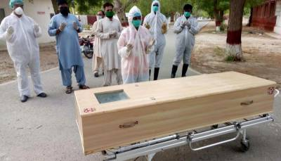 کورونا سے مزید 28 افراد جاں بحق، 24 گھنٹے میں ملک بھر میں 1286 نئے مریض