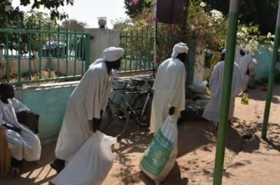 شاہ سلمان مرکز کی یمن اور سوڈان میں امدادی سرگرمیاں