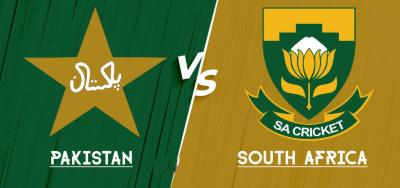 جنوبی افریقہ اور قومی اسکواڈ ٹی 20 میچز کے لیے لاہور پہنچ گئے