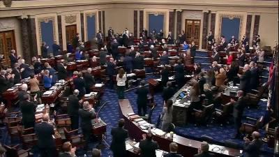 امریکی ارکان کانگریس کا جو بائیڈن سے ایرانی دہشت گردی کی مذمت کا مطالبہ