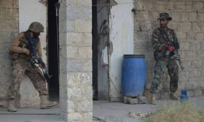 شمالی وزیرستان : سکیورٹی فورسز کا خفیہ اطلاعات پر آپریشن، 3 دہشتگرد ہلاک