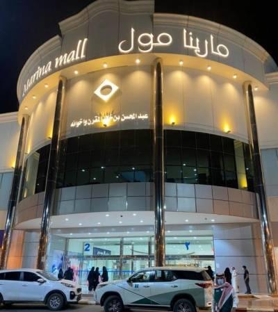 سعودی عرب، کورونا اویس او پیزکی خلاف ورزی پر مشہور شاپنگ مال سیل