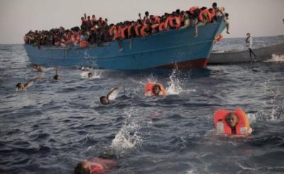 197غیر قانونی تارکین وطن کو ساحل سے دوربچا لیا گیا، لیبیا کی بحریہ کا بیان