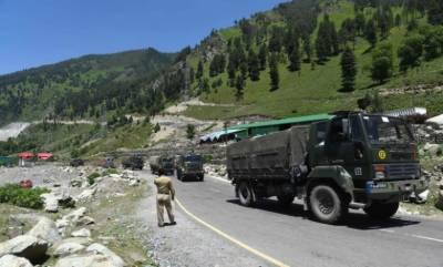 چین، بھارت نے متنازع سرحد سے فوجیوں کا انخلا مکمل کرلیا
