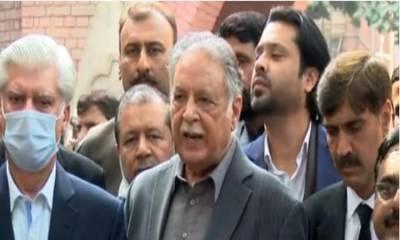 سینیٹ الیکشن :مجھے بےبنیاد الزام پر نا اہل کیا گیا:ن لیگی رہنما پرویز رشید