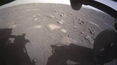 ناسا نے مریخ کی سطح پر ریکارڈ کی گئی آڈیو جاری کر دی