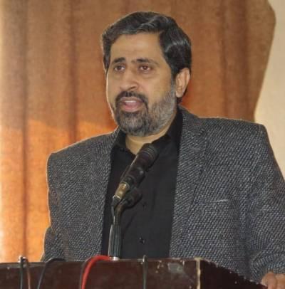 پی ڈی ایم عوام کو بیوقوف بنار ہی ہے :وزیر جیل خانہ جات پنجاب فیاض الحسن چوہان
