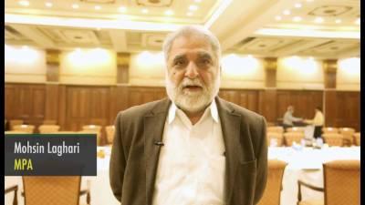 آبیانہ ریکارڈ بہتر بنانے کے لئے ای آبیانہ سسٹم رائج کیا: محسن خان لغاری
