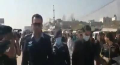 اسلام آباد : امام مسجد کا قتل: مرکزی ملزم ساتھیوں سمیت گرفتار