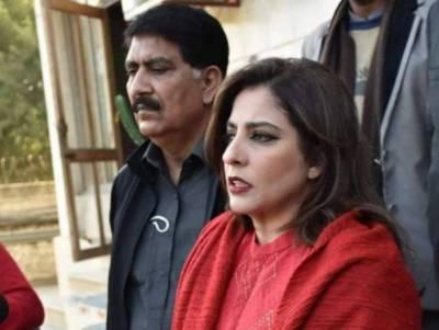 پلوشہ خان کے کاغذات نامزدگی کی منظوری کے خلاف دائر اپیل مسترد