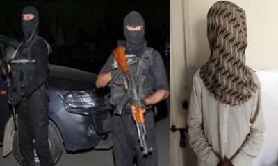 کراچی : کالعدم تنظیم کا مبینہ دہشتگردگرفتار