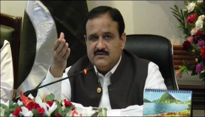 سینٹ الیکشن کے بعد سیاسی سوداگر منہ چھپاتے پھیریں گے: وزیراعلیٰ پنجاب