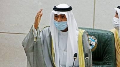 امیر کویت نے نئی حکومت کے قیام کا فرمان جاری کر دیا