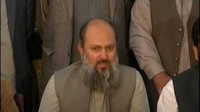 بلوچستان کا حکومتی اتحاد سینیٹ کی 8 نشستیں بآسانی حاصل کر لے گا: جام کمال