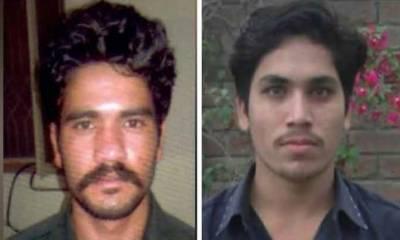 موٹروے زیادتی کیس: ملزمان عابد ملہی اور شفقت بگا پر فردجرم عائد