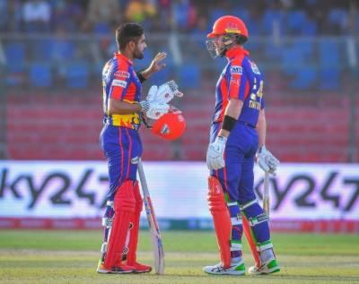 کراچی کنگز نے پشاور زلمی کو 6 وکٹو ں سے شکست دے دی