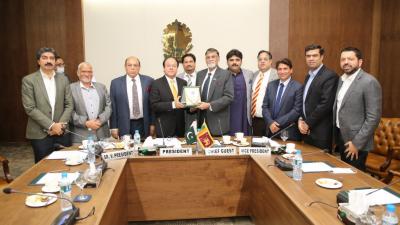 وزیراعظم پاکستان کا حالیہ دورہ سری لنکا دوطرفہ تجارتی و معاشی تعلقات کو مستحکم کرنے میں بہت اہم کردار ادا کرے گا: سری لنکن ہائی کمشنر