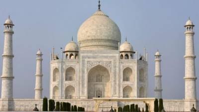 بھارت : بم کی اطلاع , تاریخی تاج محل فوری طور پر بند