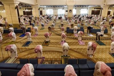 سعودی عرب، کورونا وائرس کے باعث مزید 8 مساجد عارضی طور پر بند