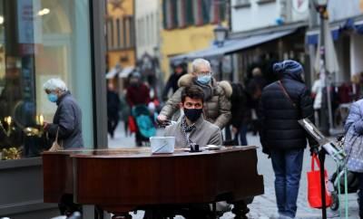 جرمنی کا کورونا کے کم کیسز والے صوبوں میں 8 مارچ سے عائد پابندیوں میں نرمی کا اعلان