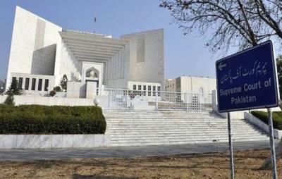 تحریک انصاف کے امیدوار علی اسجد ملہی کا الیکشن کمیشن کا فیصلہ سپریم کورٹ میں چیلنج