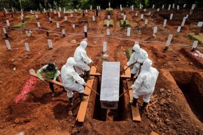 کورونا وائرس، دنیا بھر میں 2592085 ہلاکتیں