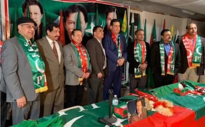 وزیراعظم عمران خان کا قومی اسمبلی سے اعتماد کا ووٹ حاصل کرنے پہ امریکہ میں پی ٹی آئی قیادت اور کارکنوں نے بھرپور اطمینان اور خوشی کا اظہار کیا