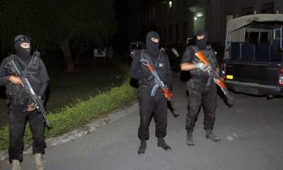 کوئٹہ: سی ٹی ڈی کی کارروائی، 5 دہشت گرد ہلاک