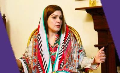 کشمیر میں عورت ہونا سب سے بڑا جہاد ہے: مشعل ملک