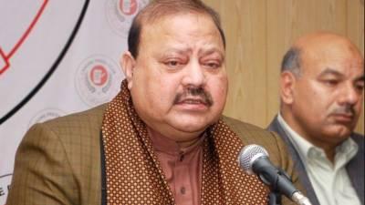 پی ٹی آئی آزاد جموں وکشمیر کے صدر و سابق وزیراعظم بیرسٹر سلطان محمود چوہدری آج دو روزہ دورے پر مظفرآباد روانہ ہو گئے