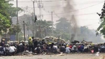 میانمار میں فوجی بغاوت کے خلاف جاری احتجاج کے دوران مظاہرین پر سیکیورٹی فورسز کی فائرنگ کے نتیجے میں ہلاکتیں 500سے تجاوز کر گئیں ہیں