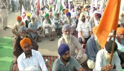 بھارتی کسانوں کا احتجاج جاری ، جیل بھرو تحریک کا آغاز