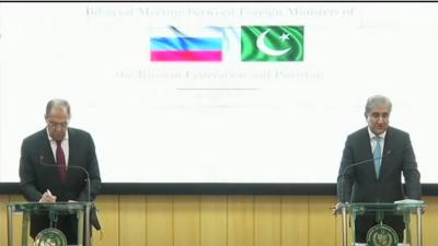 افغانستان میں امن کیلئے روس کا کردار خوش آئند ہے ،شاہ محمود قریشی
