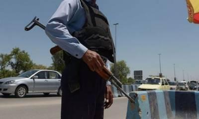 اسلام آباد پولیس کا خوف، شہری نے چھت سے چھلانگ لگا دی