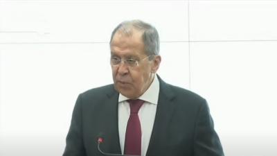 انسداد دہشت گردی کے شعبے میں پاکستان کو تعاون فراہم کریں گے، روسی وزیر خارجہ