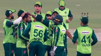 پاکستان نے جنوبی افریقہ کو شکست دے کر سیریز جیت لی