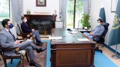وزیر اعظم سے وزیر خزانہ و گورنر سٹیٹ بنک کی ملاقات