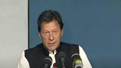 نئے پاکستان کےلیے ماڈل مدینہ کی ریاست ہے، وزیراعظم