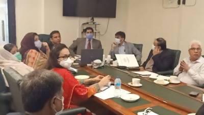 وزیراعلیٰ پنجاب کے مشیر سیاحت آصف محمود کی زیر صدارت محکمہ سیاحت کا اجلاس, تاریخی مقامات کی بحالی اور تحفظ کا منصوبہ نیشنل ٹورزم سٹریٹجی کے تحت شروع کیا : سیکریٹری سیاحت احسان بھٹہ