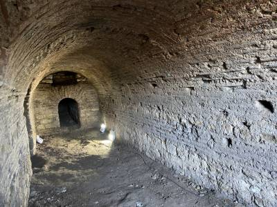 استنبول کے توپ کاپی محل میں کھدائی کے دوران رومن دور کی گیلری دریافت