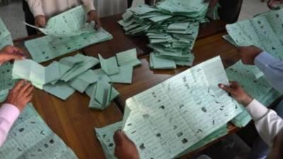 ڈسکہ الیکشن : مسلم لیگ ن کی نوشین افتخار 38200 ووٹ لے کر آگے، پی ٹی آئی کےعلی اسجدملہی 29288 ووٹ لے کر دوسرے نمبر پر