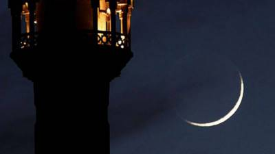 سعودی عرب میں چاندنظر آگیا، کل( منگل کو )پہلا روزہ ہوگا