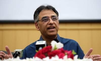 گاڑیوں کی فروخت میں اضافے سے متعلق وفاقی وزیر اسدعمر کا بیان