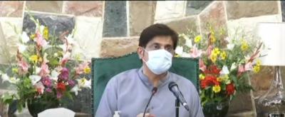 کورونا ایس او پیز کو فالو نا کیا گیا تو وبا تیزی سے پھیل سکتی ہے,مراد علی شاہ