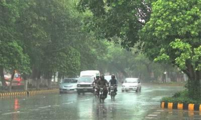 پنجاب میں شدید بارشوں کا خطرہ، پی ڈی ایم اے نے الرٹ جاری کر دیا