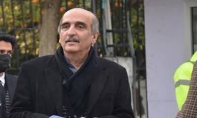 پی ٹی آئی عمران خان کی جماعت نہیں ہے: اکبر ایس بابر