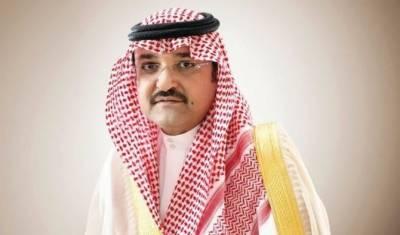 شہزادہ مشعل بن ماجد شاہی مشیر مقرر